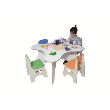שולחן דגם אביב