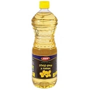 שמן קנולה אומגה 3