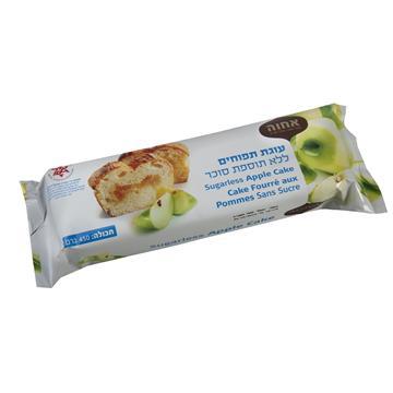 עוגת תפוחים ללא תוספת סוכר 450 גרם