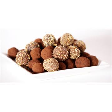 מגוון טראפלס משוקולד