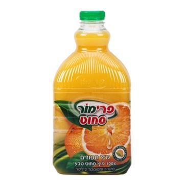 מיץ תפוזים סחוט 2 ליטר