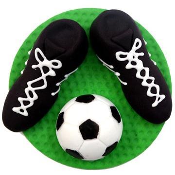קישוט נעלי כדורגל