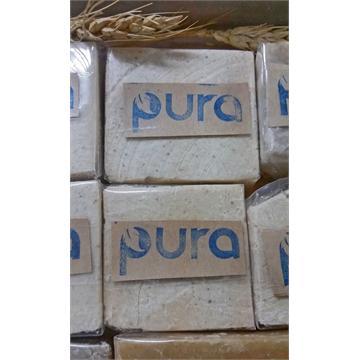 סבון משמן זית וצמחי מרפא – תוצרת בית