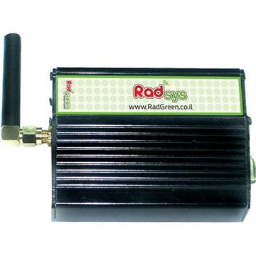 Rad-Sys מערכת גילוי ודיווח קרינה