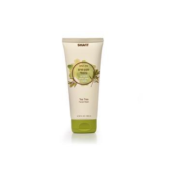 סבון פנים טיפולי עץ התה