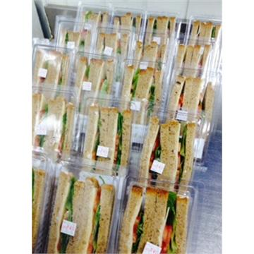 כריך לחם קסטן