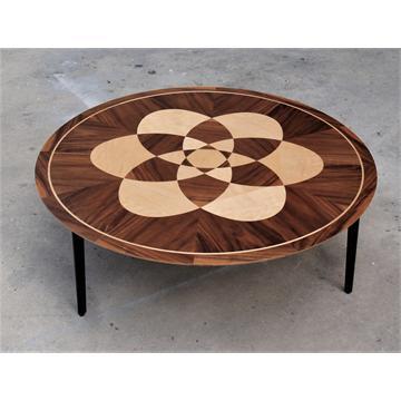 מנדלה מגן דוד - שולחן סלון
